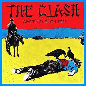 The Clash - Give Em Enough Rope-LP-South