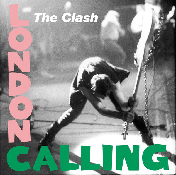 The Clash - London Calling-Vinyl LP-South