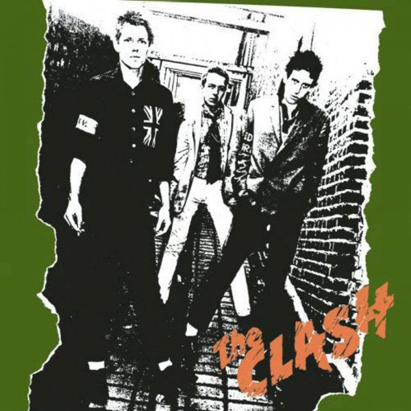 The Clash - The Clash-LP-South