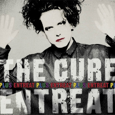 The Cure - Entreat Plus-Vinyl LP-South