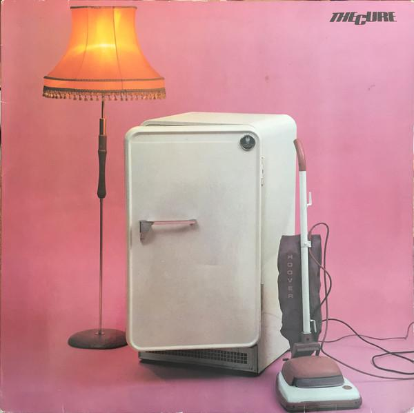 The Cure - Three Imaginary Boys-LP-South