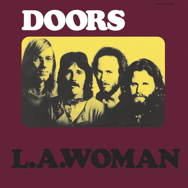 The Doors - LA Woman-LP-South