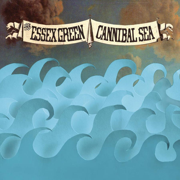 The Essex Green - Cannibal Sea-LP-South