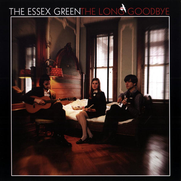 The Essex Green - The Long Goodbye-LP-South