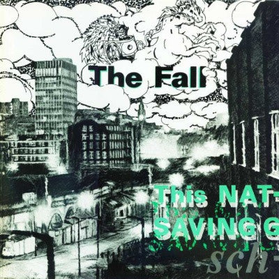 The Fall - This Nations Saving Grace-Vinyl LP-South