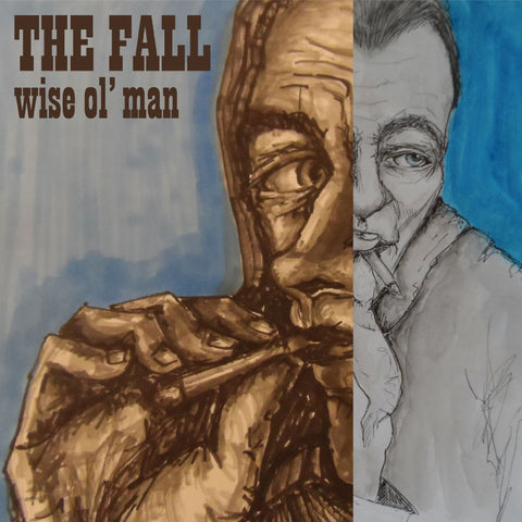 The Fall - Wise Ol' Man EP-CD-South
