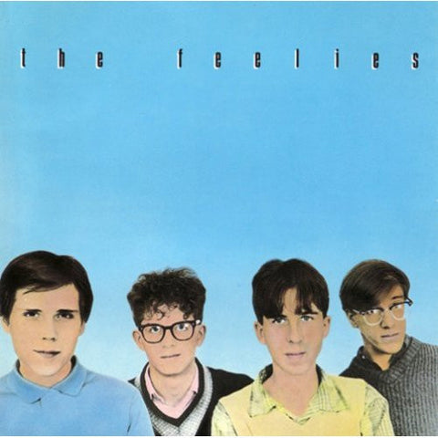 The Feelies - Crazy Rhythms-LP-South