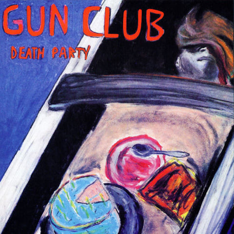 The Gun Club - Death Party-LP-South