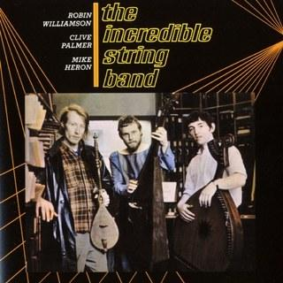 The Incredible String Band - The Incredible String Band-LP-South