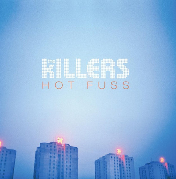 The Killers - Hot Fuss-LP-South