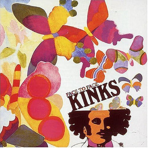 The Kinks - Face To Face-Vinyl LP-South