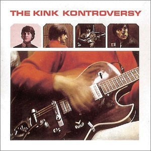 The Kinks - The Kink Kontroversy-Vinyl LP-South