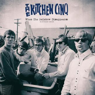 The Kitchen Cinq - When The Rainbow Disappears: An Anthology 65-68-Vinyl LP-South