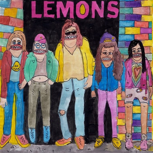The Lemons - Hello We're The Lemons-LP-South