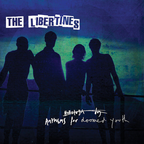 The Libertines - Anthems For Doomed Youth-CD-South
