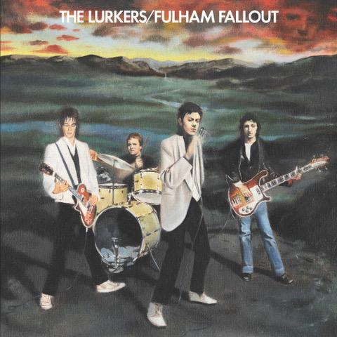 The Lurkers - Fulham Fallout-LP-South