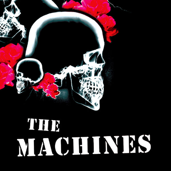 The Machines - The Machines-CD-South