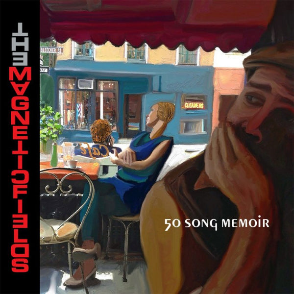 The Magnetic Fields - 50 Song Memoir-Box Set-South