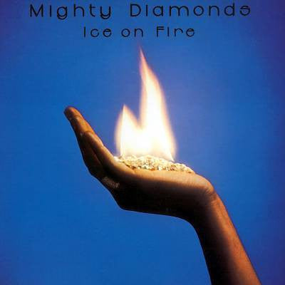 The Mighty Diamonds - Ice On Fire-Vinyl LP-South