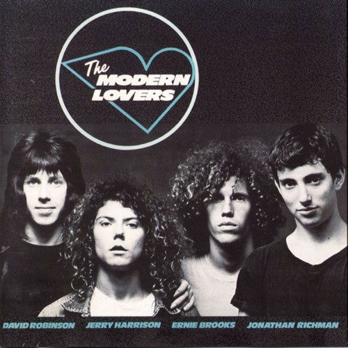The Modern Lovers - The Modern Lovers-LP-South