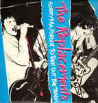The Replacements - Sorry Ma, I Forgot To Take Out The Trash-LP-South