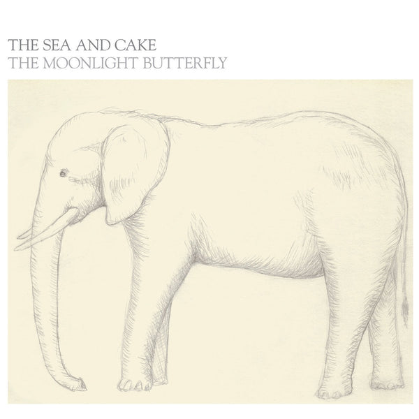 The Sea & Cake - The Moonlight Butterfly-LP-South