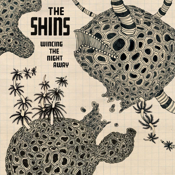 The Shins - Wincing The Night Away-LP-South