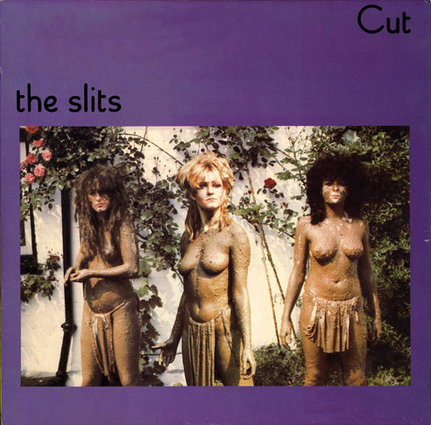 The Slits - Cut-LP-South