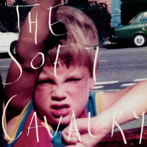 The Soft Cavalry - The Soft Cavalry-LP-South
