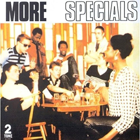 The Specials - More Specials-LP-South