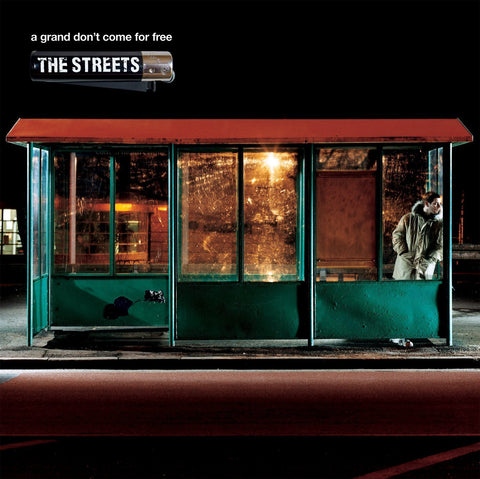 The Streets - A Grand Don't Come For Free-LP-South