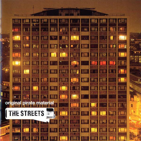 The Streets - Original Pirate Material-LP-South