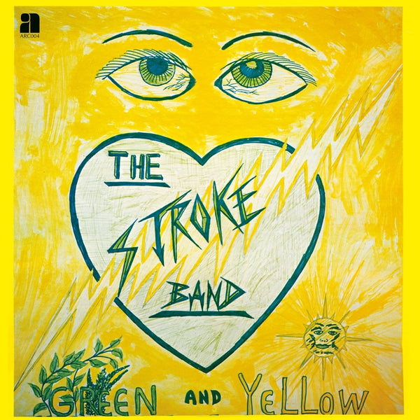 The Stroke Band - Green And Yellow-LP-South