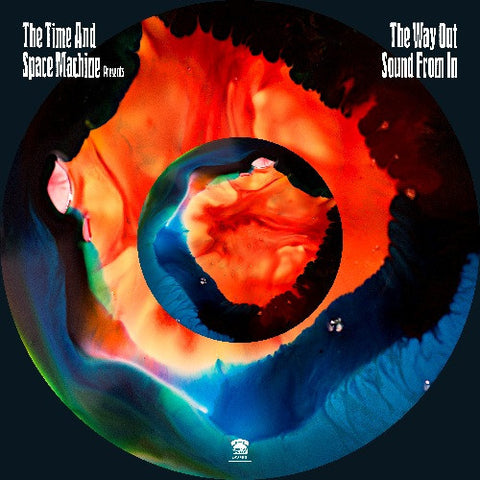 The Time & Space Machine - Presents: The Way Out Sound From In-Vinyl LP-South