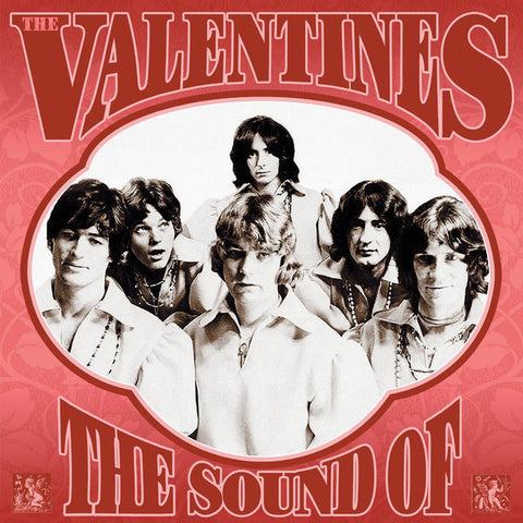 The Valentines - The Sound Of-LP-South