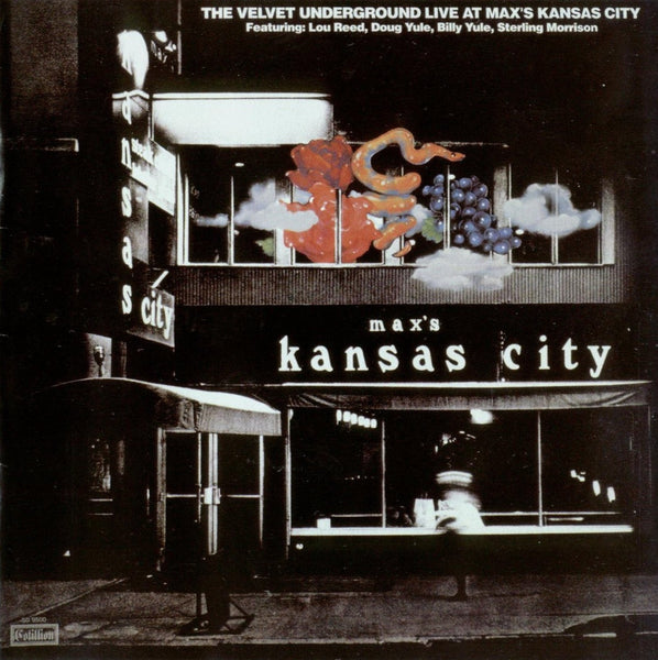 The Velvet Underground - Live At Max's Kansas City-CD-South