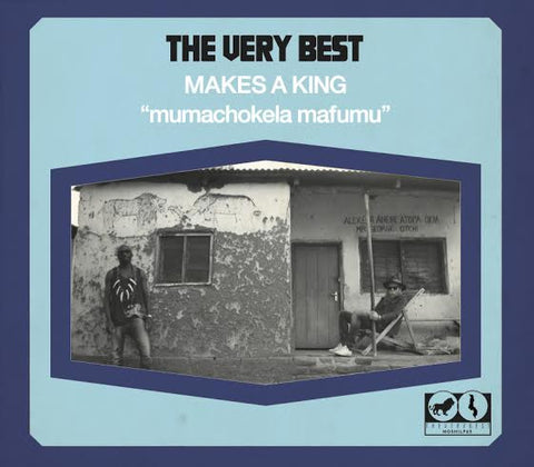 The Very Best - Makes A King-CD-South
