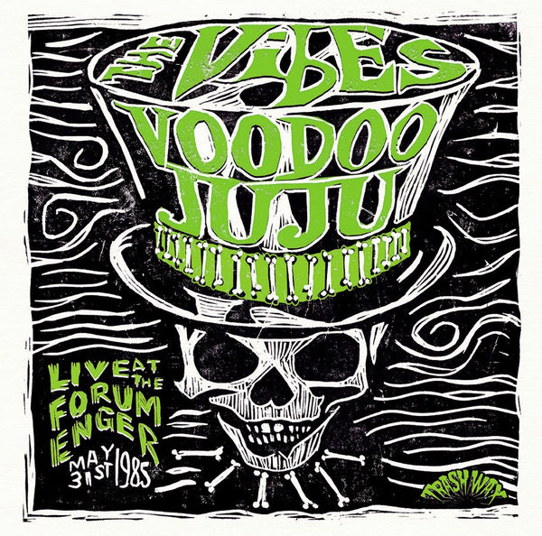 The Vibes - Voodoo Juju-Vinyl LP-South