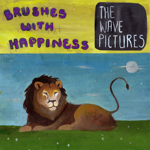 The Wave Pictures - Brushes With Happiness-LP-South