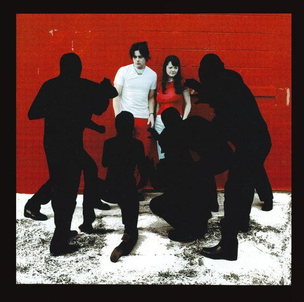 The White Stripes - White Blood Cells-Vinyl LP-South