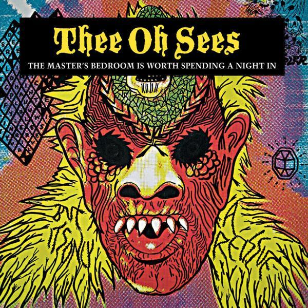Thee Oh Sees - The Master's Bedroom-LP-South