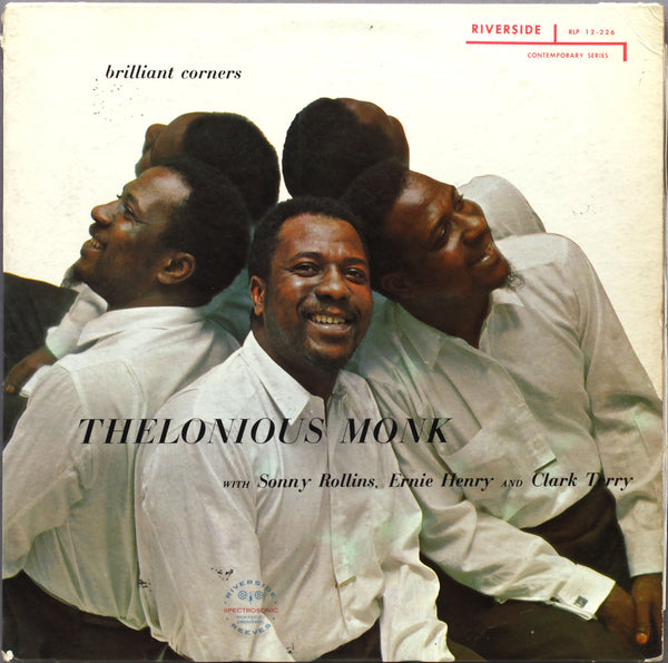 Thelonious Monk - Brilliant Corners-Vinyl LP-South