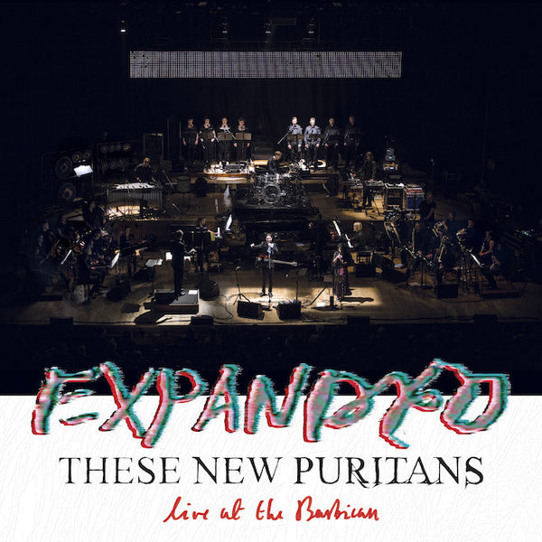 These New Puritans - Expanded Live At The Barbican-CD-South
