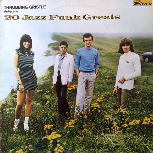 Throbbing Gristle - 20 Jazz Funk Greats-LP-South