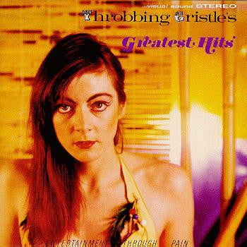 Throbbing Gristle - Throbbing Gristle's Greatest Hits-CD-South