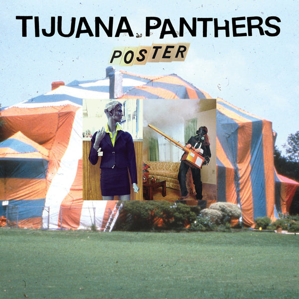 Tijuana Panthers - Poster-Vinyl LP-South