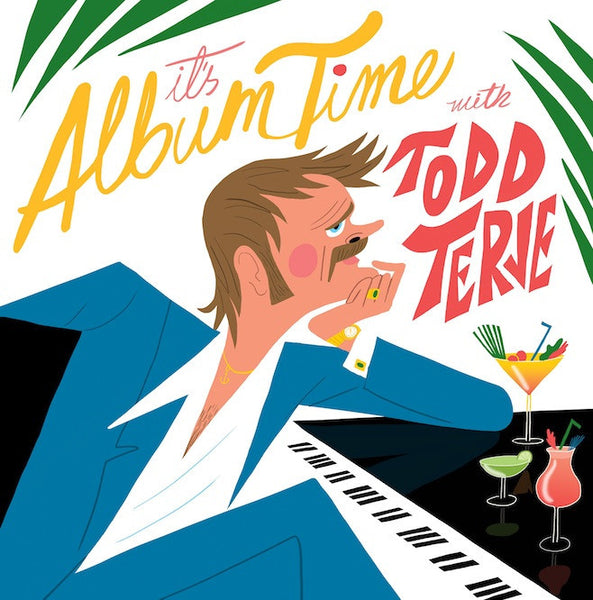 Todd Terje - It's Album Time-CD-South