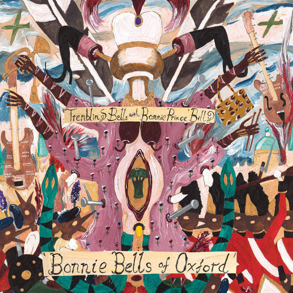 Trembling Bells with Bonnie Prince Billy - Bonnie Bells Of Oxford-CD-South