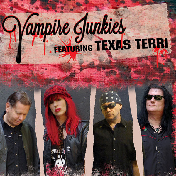 Vampire Junkies feat. Texas Terri - Vampire Junkies feat. Texas Terri-CD-South