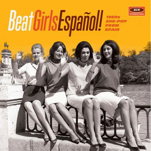 Various - Beat Girl Espanol! 1960s She-Pop From Spain-LP-South